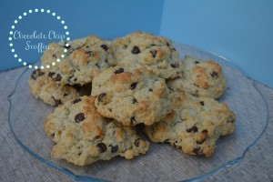 Chocolate Chip Scuffin blog image