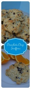 Chocolate Chip Scuffins collage